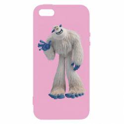 Чохол для iphone 5/5S/SE Smallfoot Migo