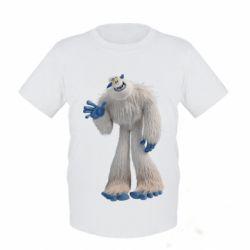 Дитяча футболка Smallfoot Migo