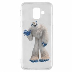 Чохол для Samsung A6 2018 Smallfoot Migo