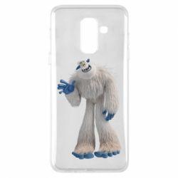 Чохол для Samsung A6+ 2018 Smallfoot Migo