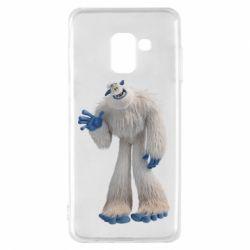 Чохол для Samsung A8 2018 Smallfoot Migo