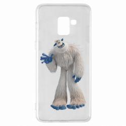 Чохол для Samsung A8+ 2018 Smallfoot Migo