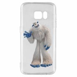 Чохол для Samsung S7 Smallfoot Migo