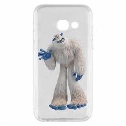 Чохол для Samsung A3 2017 Smallfoot Migo