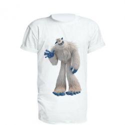 Подовжена футболка Smallfoot Migo