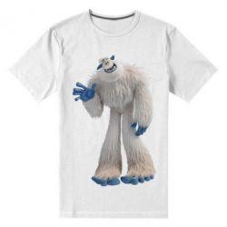 Чоловіча стрейчева футболка Smallfoot Migo