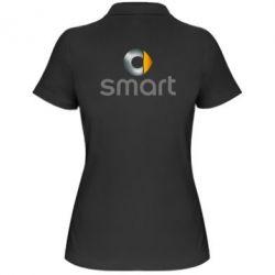 Жіноча футболка поло Smart 2