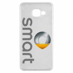 Чохол для Samsung A3 2016 Smart 2