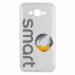 Чохол для Samsung J7 2015 Smart 2