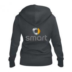 Жіноча толстовка на блискавці Smart 2