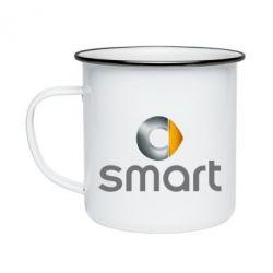 Кружка емальована Smart 2