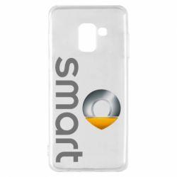 Чохол для Samsung A8 2018 Smart 2
