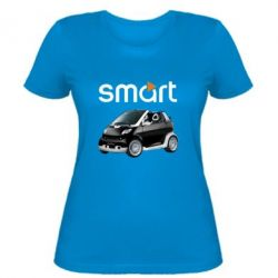 Женская футболка Smart 450 - FatLine