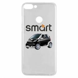 Чехол для Huawei P Smart Smart 450 - FatLine