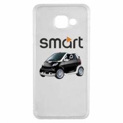 Чехол для Samsung A3 2016 Smart 450 - FatLine