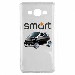 Чехол для Samsung A5 2015 Smart 450 - FatLine