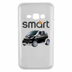 Чехол для Samsung J1 2016 Smart 450 - FatLine