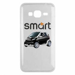 Чехол для Samsung J3 2016 Smart 450 - FatLine