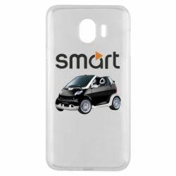 Чехол для Samsung J4 Smart 450 - FatLine