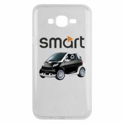 Чехол для Samsung J7 2015 Smart 450 - FatLine