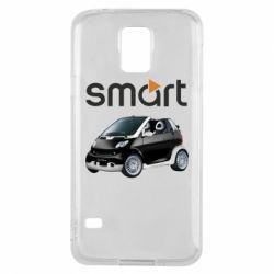 Чехол для Samsung S5 Smart 450 - FatLine