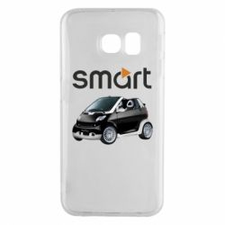 Чехол для Samsung S6 EDGE Smart 450 - FatLine