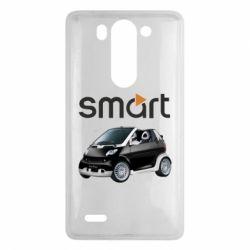 Чехол для LG G3 mini/G3s Smart 450 - FatLine