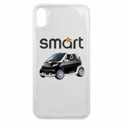 Чехол для iPhone Xs Max Smart 450 - FatLine