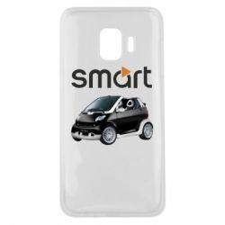 Чехол для Samsung J2 Core Smart 450 - FatLine