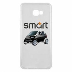 Чехол для Samsung J4 Plus 2018 Smart 450 - FatLine