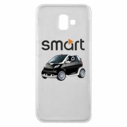 Чехол для Samsung J6 Plus 2018 Smart 450 - FatLine