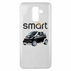 Чехол для Samsung J8 2018 Smart 450 - FatLine