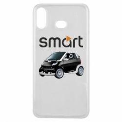 Чехол для Samsung A6s Smart 450 - FatLine