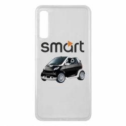 Чехол для Samsung A7 2018 Smart 450 - FatLine