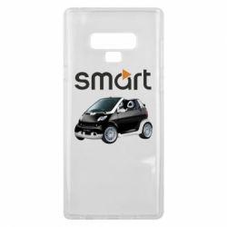 Чехол для Samsung Note 9 Smart 450 - FatLine