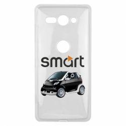 Чехол для Sony Xperia XZ2 Compact Smart 450 - FatLine