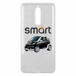 Чехол для Nokia 8 Smart 450 - FatLine