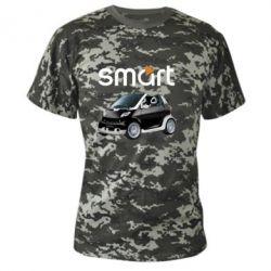Камуфляжная футболка Smart 450 - FatLine
