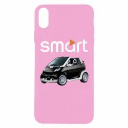 Чехол для iPhone X Smart 450 - FatLine