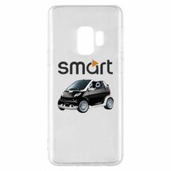Чехол для Samsung S9 Smart 450 - FatLine