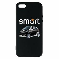 Чехол для iPhone5/5S/SE Smart 450 - FatLine