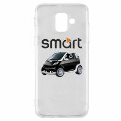 Чехол для Samsung A6 2018 Smart 450 - FatLine