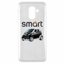 Чехол для Samsung A6+ 2018 Smart 450 - FatLine