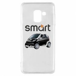 Чехол для Samsung A8 2018 Smart 450 - FatLine