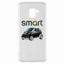 Чехол для Samsung A8+ 2018 Smart 450 - FatLine