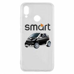 Чехол для Huawei P20 Lite Smart 450 - FatLine