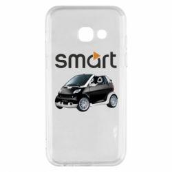 Чехол для Samsung A3 2017 Smart 450 - FatLine