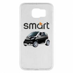 Чехол для Samsung S6 Smart 450 - FatLine
