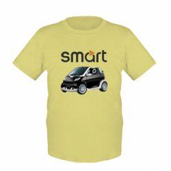 Детская футболка Smart 450 - FatLine