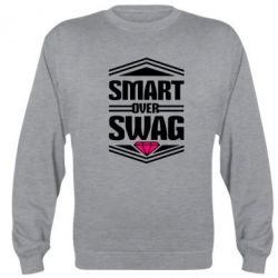 Реглан (свитшот) Smart Over Swag - FatLine